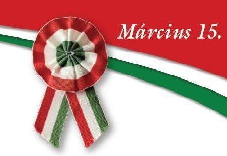 MEGHÍVÓ Március 15.