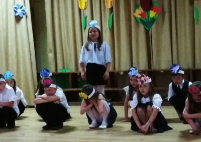 Anyák napi műsor a Király Iván Általános Iskolában 2018